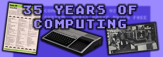 35 Years of Computing